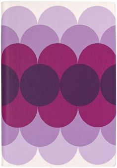 Jonathan Adler Purple Circles Cover