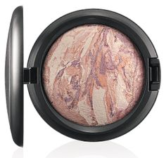 Mac Mineralize Skinfinish in Perfect Topping: http://www.frillseeker.ie/blog/perfect-topping-stereo-rose-are-back-macs-fantasy-flowers-collection
