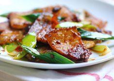 Sichuan Twice-cooked pork (回锅肉)