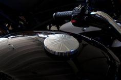 Tappo benzina vintage style Triumph Bonneville/ Thruxton