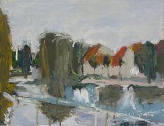 Olivier Rouault, paysage