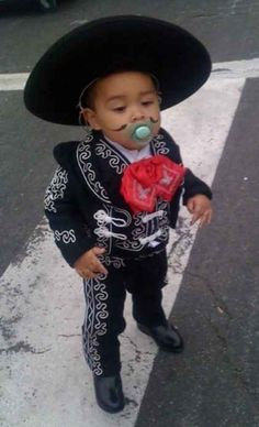 You do not simply become a charro . You are born one.