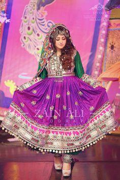 Pakistani Wedding Outfits, Pakistani Dresses, Frocks For Girls, Girls Dresses, Danza Tribal, Afghani Clothes, Afghan Girl, Rajputi Dress, Mehndi Dress