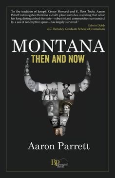 Montana: Then and Now- When Montana Territory was established in 1864, it was a land of tepees and ramshackle cabins, of lawless vigilantes and miners scraping out meager livings. One hundred and fifty years later, the dramatic changes to the Treasure State are overshadowed only by the startling similarities. This book compares where we started with where we are today, and along the way shows us a Montana we never could have previously imagined.