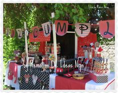 Mickey Mouse Party Birthday Party Ideas | Photo 1 of 25 | Catch My Party