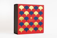 2/3 Dolci Christmas Collection — The Dieline