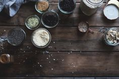 Super Seeded Oatmeal {vegan, gluten-free}