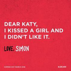 Love, Simon Twitter campaign