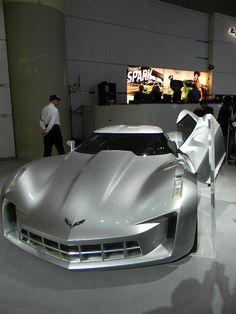 CIAS2012 - Who doesn't love a shiny new car