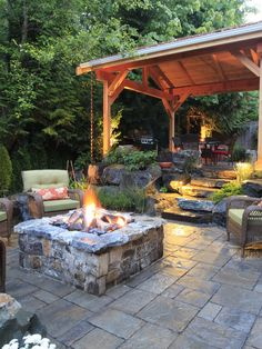 Find This Pin And More On Backyard Wonders. 61 Backyard Patio Ideas ...