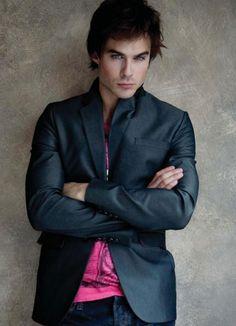 Damon Salvatore... Best vampire EVER! the best