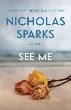 The cover for the new @nicholassparks novel, #SeeMe, as voted on by fans!