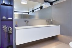 PantaRei bathroom furniture from AntonioLupi