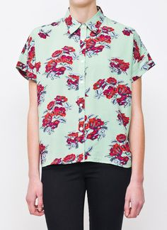 Bad Romance Shirt by Mink Pink