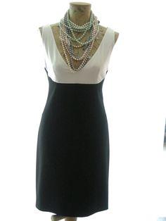 Black dress  Comme d' Habitude