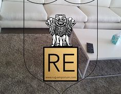Shaggy Rugs, Rug Making, New Work, Behance, Check, Home Decor, Decoration Home, Room Decor, Make A Rug