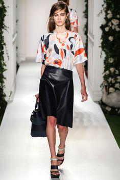 Mulberry Primavera Verano 2014 London Fashion Week