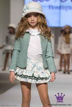 ♥ 8 TENDENCIAS en moda infantil Otoño Invierno 2016/17 ♥ FIMI Madrid 82 Ed.1ª…