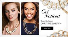 Buy Avon necklaces online at isanchez-klassen.avonrepresentative.com  #Avon #necklace #jewelry