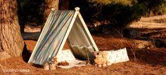 SORTEO: Tienda de campaña Woomo Child Wood Cabin https://www.montessoriencasa.es/sorteo-woomo-child-wood-cabin/