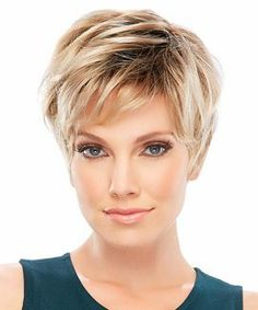 Allure Short Light-Weigt Wig | Allure is our top selling short wig from Jon Renau, perfectly layered, easy to style, lightweight and ready to wear out of the box.  So popular that it is made in petite, average and large cap sizes as well as monofilament.