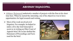 Abi Rajagopal Director of The Housing Advocates, Inc (HAI) for thirty-nine years…