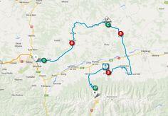 tur turistic de vazut de pe bicicleta si care se afla aproape de Sibiu Map, Bike, Location Map, Maps