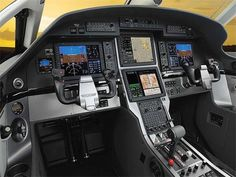 Pilatus PC-12 NG cockpit