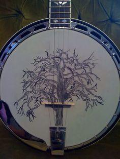 Banjo art.