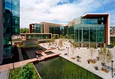 Bill and Belinda Gates Foundation in Seattle by NBBJ