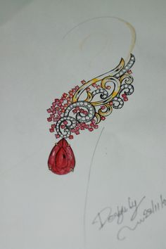 "concept ""Kanok of Red"""