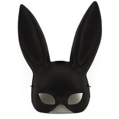 Adorox Sexy Bondage Masquerade Bunny Rabbit Mask Adult Halloween... ($14) ❤ liked on Polyvore featuring costumes, accessories, mask, sexy adult halloween costumes, adult costume, sexy costumes, adult halloween costumes and sexy halloween costumes