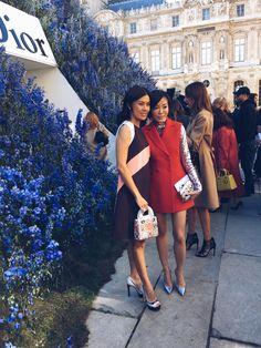Paris Fashion Week Diary: Dior Spring 2016 | Visual Therapy #visualtherapy #fashion #pfw