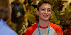 David Cohen understands that mosquitoes aren't just pesky annoyances  -- they're global killers, too.  That's why the 12-year-old from Dallas invented a robot that drowns the pests using a pump-jet system that traps them underwater using mesh. He s...