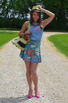 Iowa State University Fashionista.
