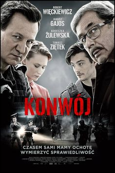 Convoy, Polish tile Konwój, was presented at Vancouver 2017 Polish Film Festival. It brought my thought from conversation I had with a taxi driver in Poland about released prisoners and integrated to society. Is this movie addressing feeling about justice system in Poland?  I can only guess but the movie kept me on the edge of my set.