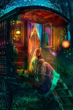 .my new fairy house