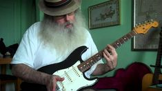 Guitar Lesson - Joe From California Paco Blues Lesson in E