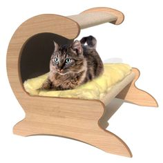 Tips For Training Your Cat - Cat's Nine Lives Stuffed Animal Storage, Diy Stuffed Animals, Diy Cat Tent, Cat Bedroom, Wood Dog, Cat Playground, Pet Furniture, Cat Supplies, Pet Beds