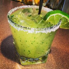 Coleys American Bistro - Alright Cilantro fans... What do you think about this new margarita? #ColumbiaMO #cocktail