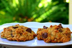 Banana-Oatmeal Chocolate Chip Cookie | Noble Pig