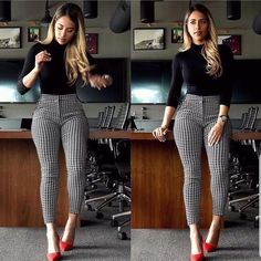Best Winter Business Outfits To Be The Fashionable Woman In Your Office Now ~ Fa. - Outfits for Work - Best Winter Business Outfits To Be The Fashionable Woman In Your Office Now ~ Fa. 30 Outfits, Casual Work Outfits, Mode Outfits, Work Casual, Trendy Outfits, Cute Office Outfits, Business Casual Outfits For Women, Woman Outfits, Ladies Outfits