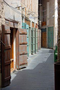 Doha Souq Alleys... in Qatar!