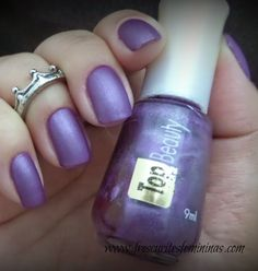 Top Beauty Agreste + Essie matte about you