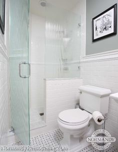 Chicago Bathroom Remodeling & Renovation - Bathroom Design In Chicago Suburbs | Normandy Remodeling