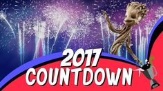 2017 Countdown, A Celebratory Movie Mashup to Bring in the New Year