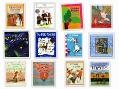 PreK/Kindergarten Literature Curriculum