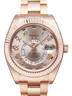 Rolex Sky-Dweller 326935 Everose-Gold Pink R