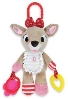 13cd3caf3d Rudolph the Red-Nosed Reindeer® Clarice Developmental Activity Toy Rudolph  The Red