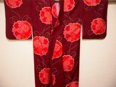 Vintage meisen kimono.